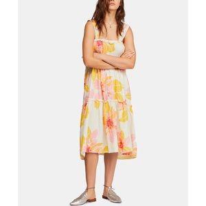 Free People Moonshine Midi Dress